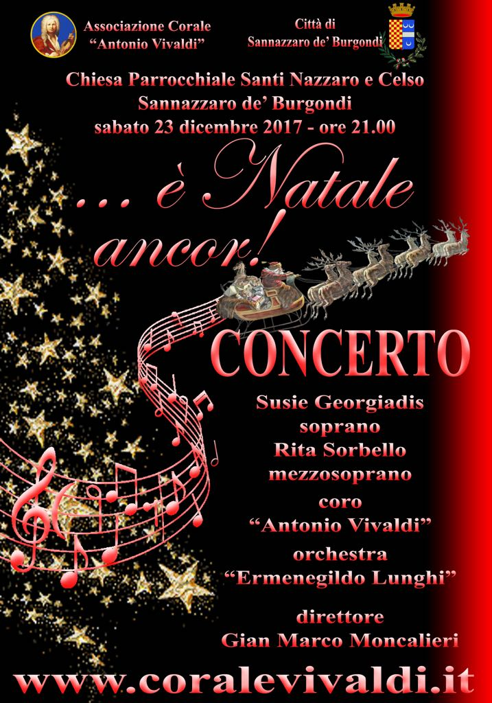 Christmas Tour Sannazzaro 2017 23 12 2017