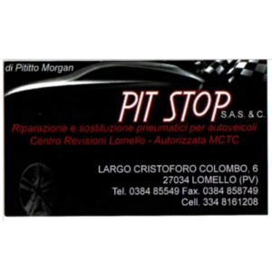 Pit Stop di Pititto Morgan