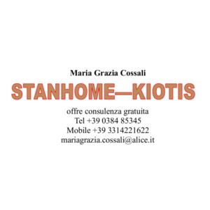 Stanhome Kiotis - Maria Grazia Cossali